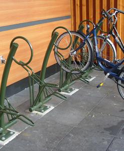 fietsenrek Ovium