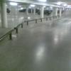 buisconstructie in parkeergarages