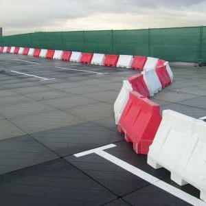 Kunststof barriers