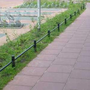 Groenafzetting Boulevard