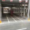 Opstelvakken wegmarkering voor pallets