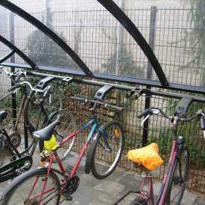 stuurdraagsysteem fietsparkeersysteem