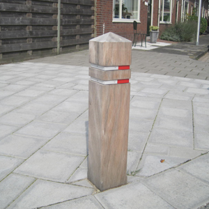 Diamantkoppaal hout
