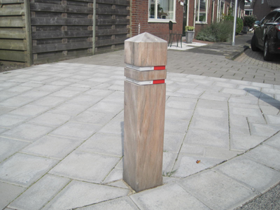 Diamantkoppaal hout