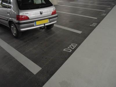 belijning-cijfers-parkeergarage-2