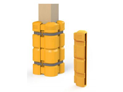 Column Guard 200x200 tot 300x300 mm