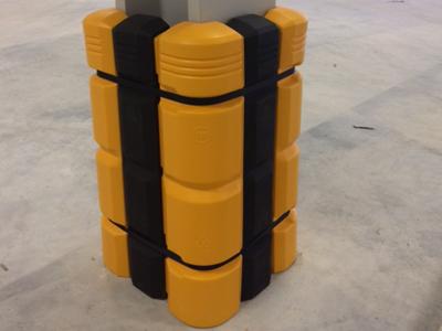 Kunststof kolombeschermer Column Guard
