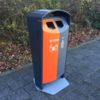 Afvalbak BINsolumn gescheiden afval1