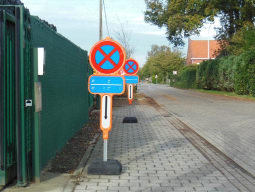 Tijdelijk parkeerverbod