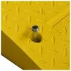 Verkeersdrempel 10 cm bevestiging